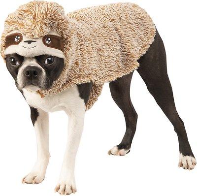 Rubie S Costume Company Sloth Dog Costume Medium Chewy Com Dog Costume Panda Dog Dog Hoodie