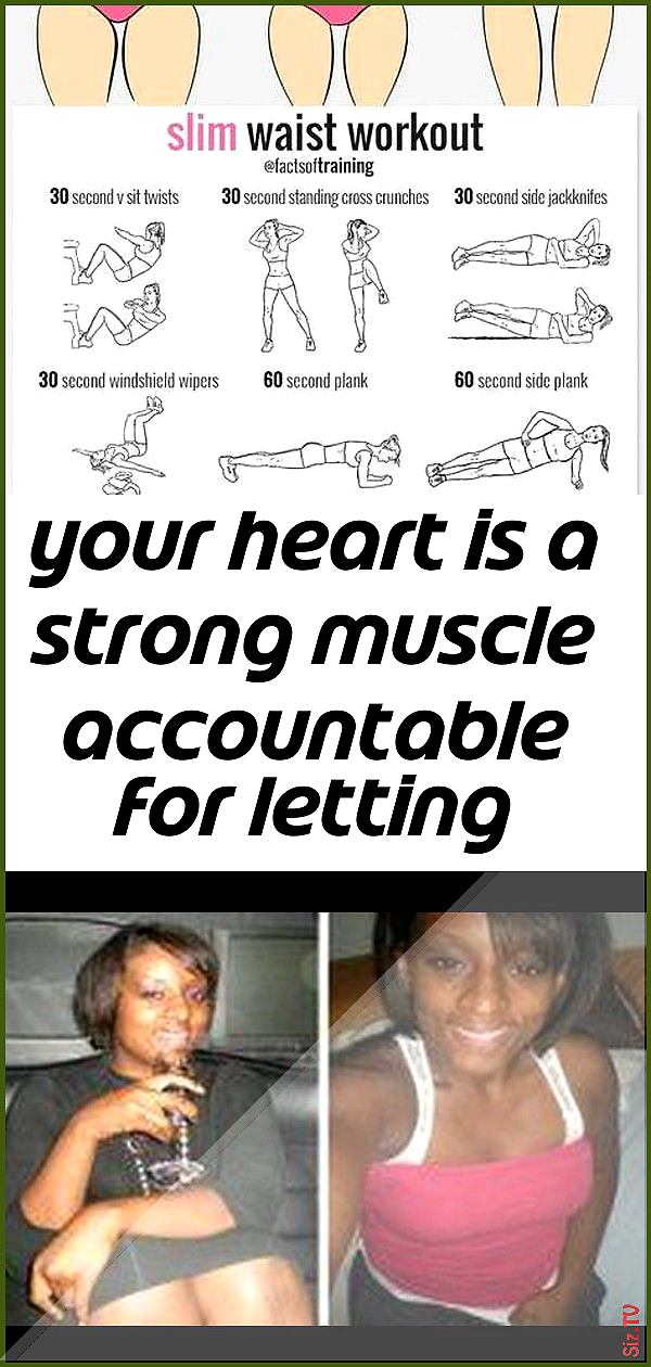 Your heart is a strong muscle accountable for letting blood flow that brings oxygen and nutrients 2...