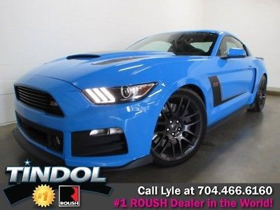 Ebay 2017 Ford Mustang Roush Stage 3 2017 Ford Mustang Roush Stage