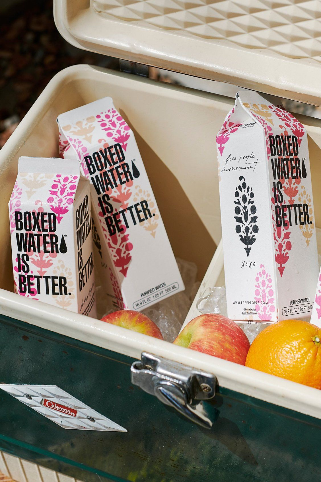 Boxed water 8 pack free people box water boxed water