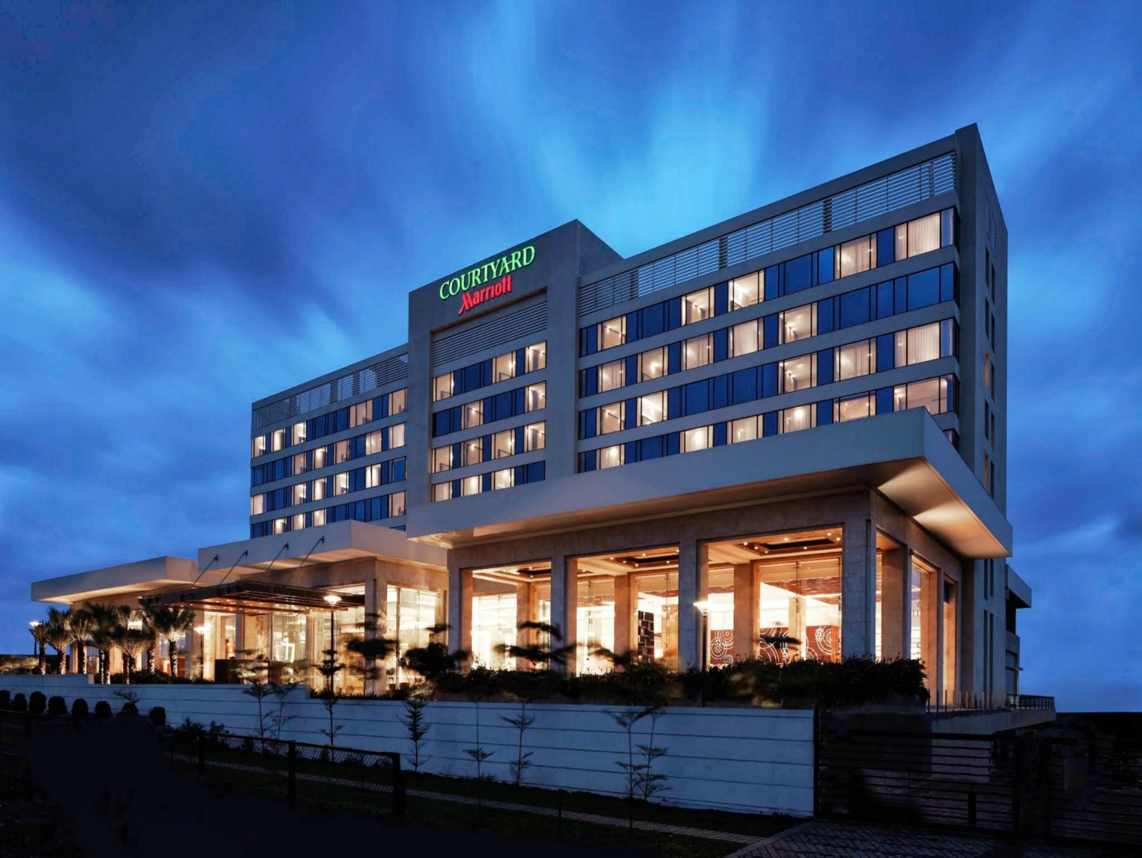 Pune Courtyard By Marriott Chakan Hotel In India Asia