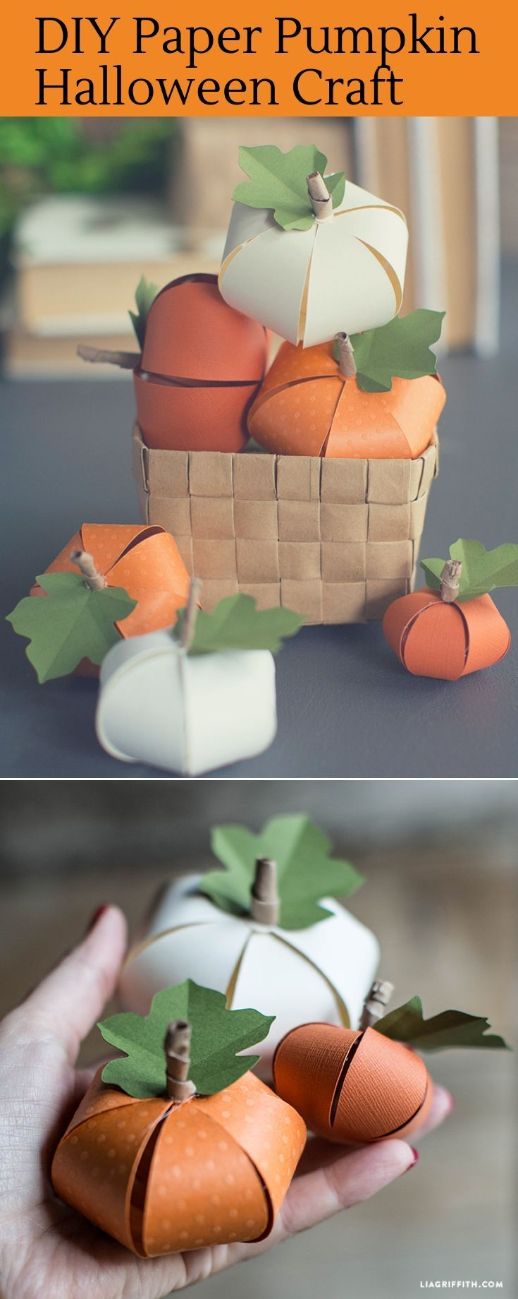 15+ DIY Halloween Pumpkin Decorations from Different