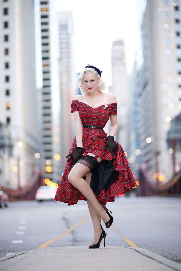 Pin on Women: Dress Like Girly Girls