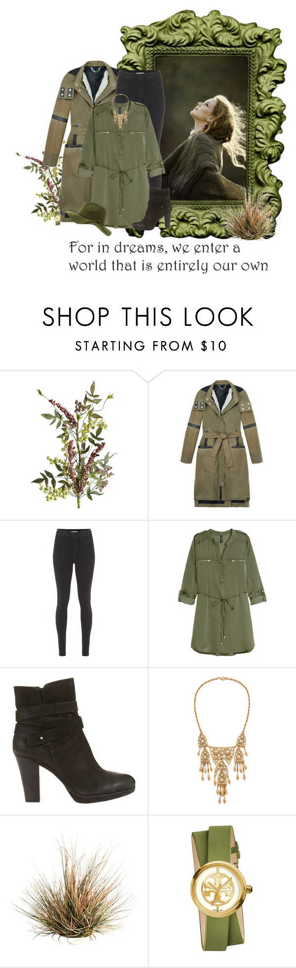 """Wildly Going"" by seafreak83 ❤ liked on Polyvore featuring Pier 1 Imports, White Stuff, H&M, Mint Velvet, Ben-Amun, Tory Burch, women's clothing, women's fashion, women and female"