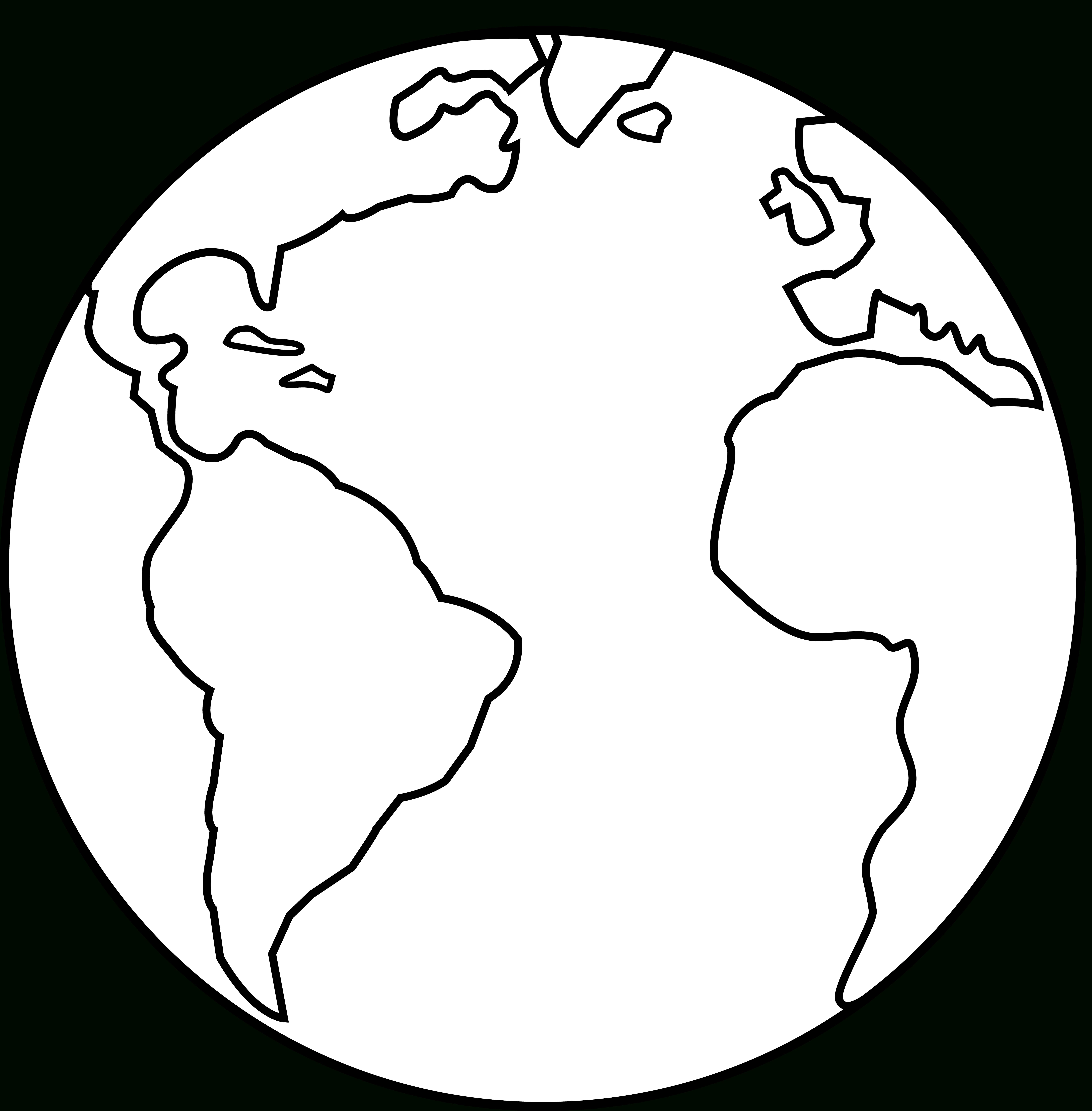 Simple Drawing Of Earth Planet Earth Clipart Simple Pencil And In Color Planet Earth Earth Drawings Planet Drawing Easy Drawings