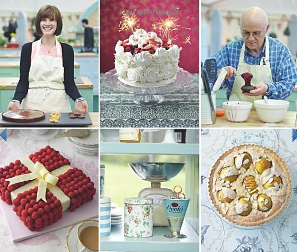 Review The Great British Bake Off And New Showstopping Bakes Cookbook