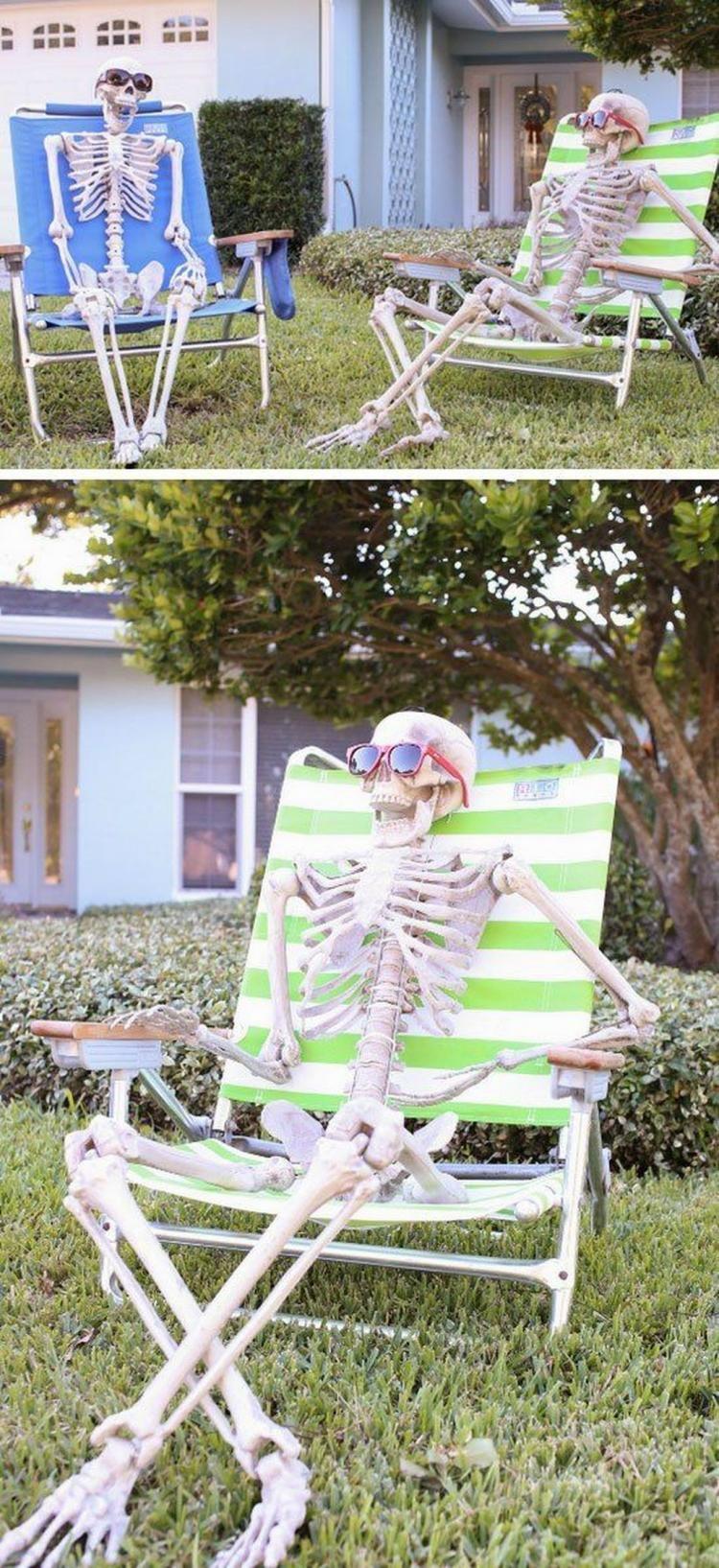 40 Great Outdoor Halloween Decorations Ideas Best OUTDOORS Ideas - outdoor halloween decorating ideas