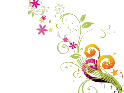 Flower Vector Png Floral