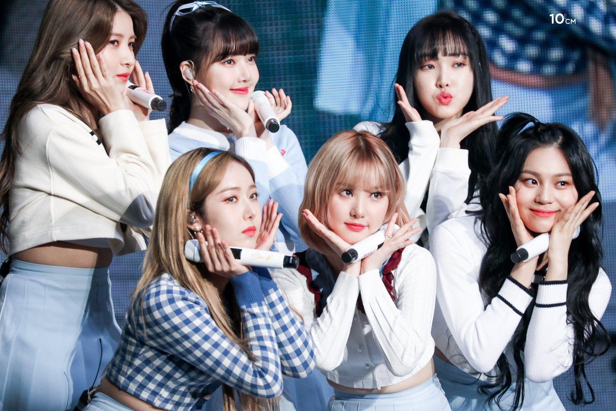 10cm On Twitter Kpop Girls South Korean Girls Girl Group