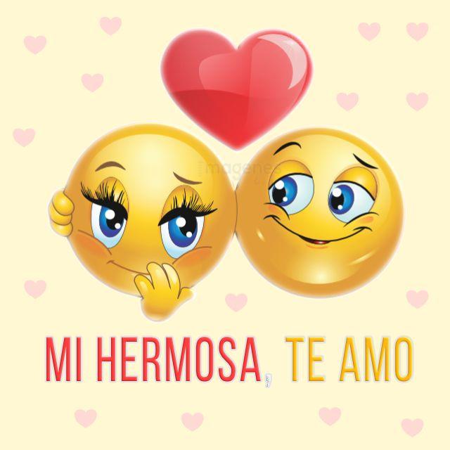 te amo mi hermosa   Frases de Amor   Pinterest