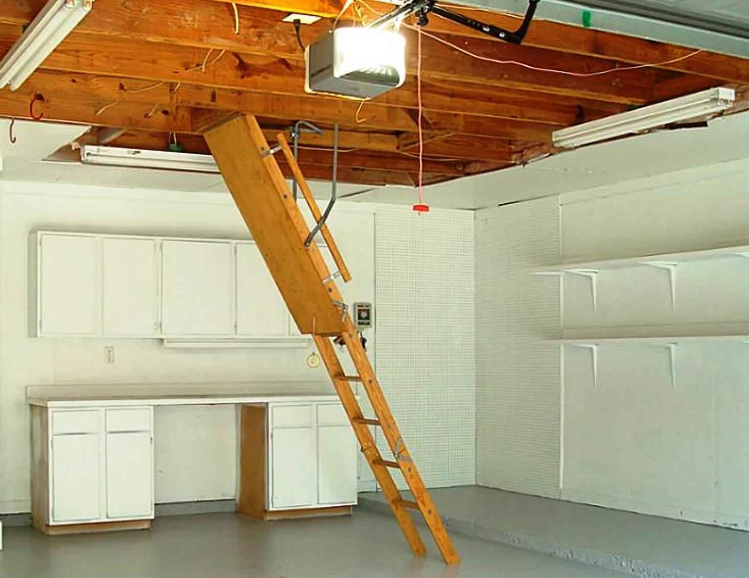 31 Automatic Attic Ladders Ideas For Your Inspiration Design My Little Think Renovations Attic Ladder Design