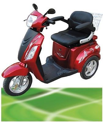 60v 800w Elektromobil Allen 3 Seniorenmobil Dreirad Elektroscooter Bis 25km H In Auto Motorrad Fahrzeuge Automobile Sonstige Marken Dreirad Fahrzeuge Rad