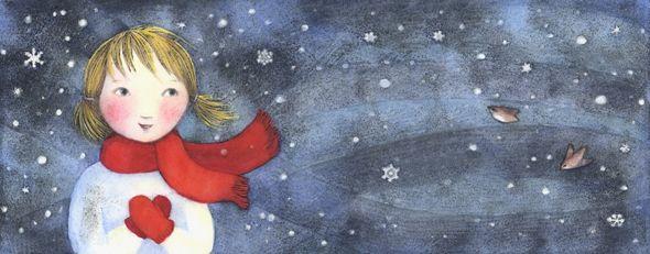 Snow Day. Kristina Schwarner