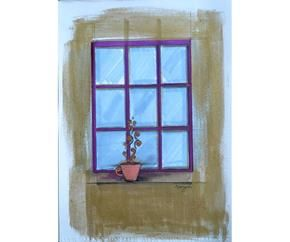 Window İllüstrasyon