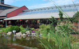 The Garden Of Eatinu0027 Café At Gardeneru0027s Supply In Williston, Vermont, Is A