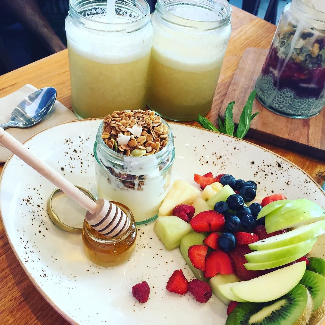 Feeling all sorts of healthy this morning @_karina_louise_ #bondi #bonditobronte #speedos #breakfast #sogood by _breemartin_ http://ift.tt/1KBxVYg