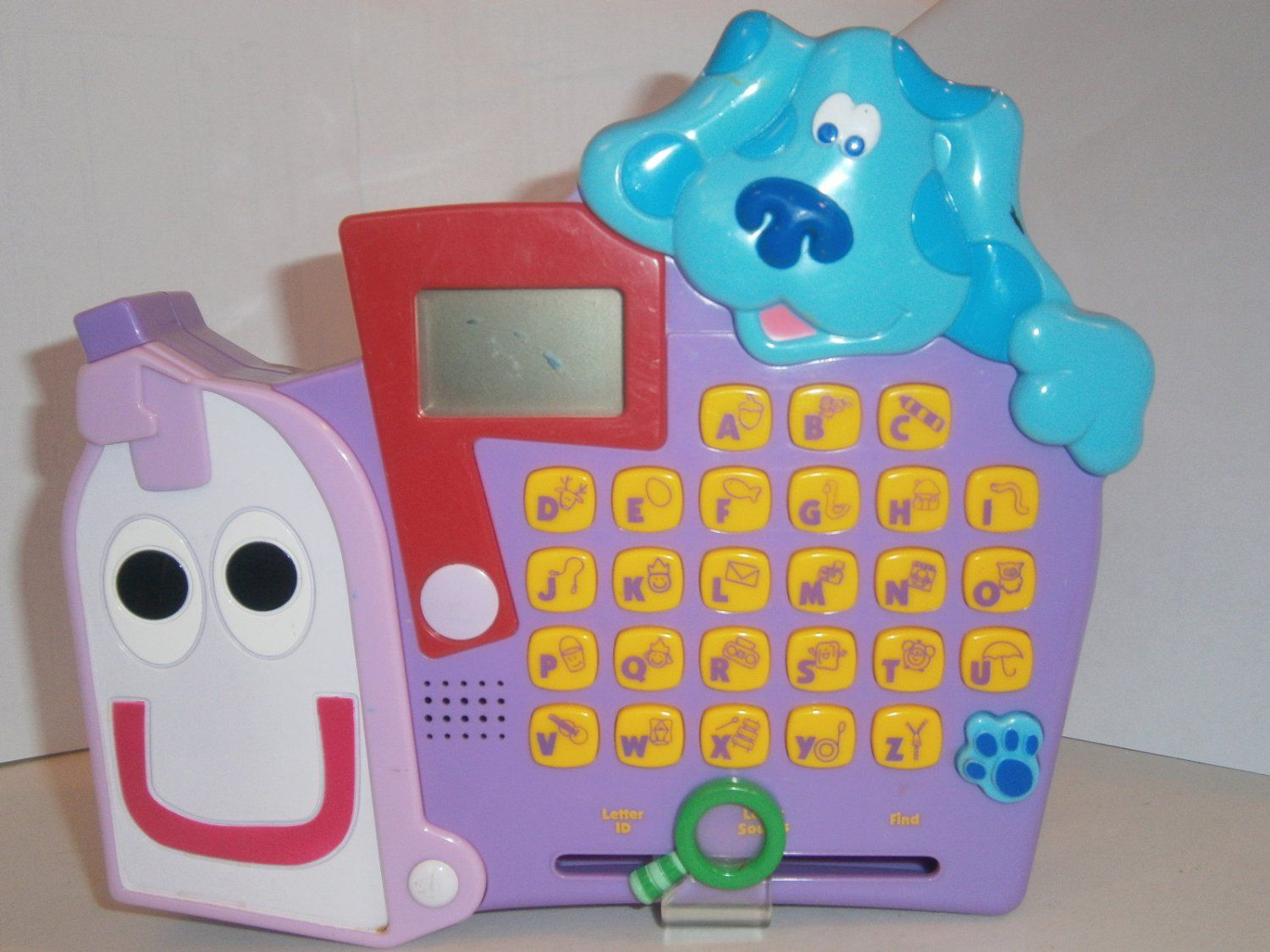 Blue Clues Toys Used Blue' Blues Toy Mailbox