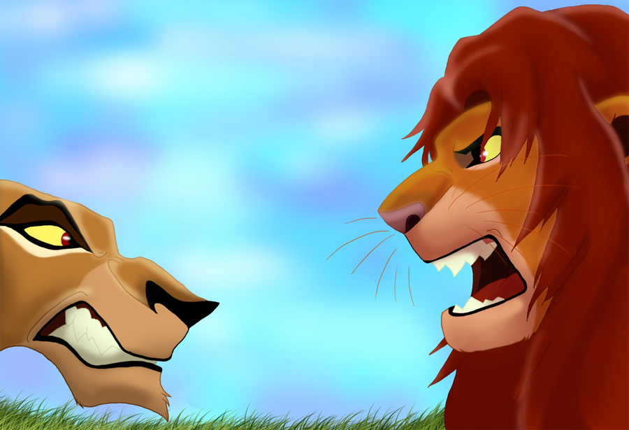 Картинки король лев зира и симба