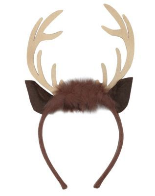 Frozen Sven Antlers For The Boys To Wear