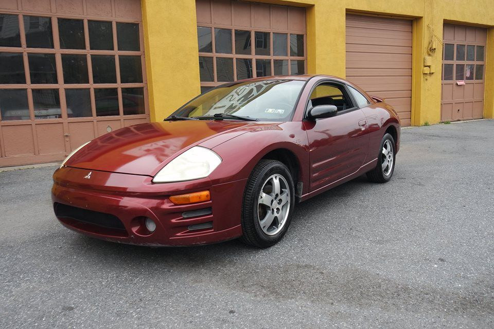2003 Mitsubishi Eclipse GS 2dr HatchbackHere is a sports