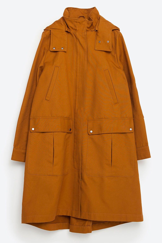 Long Parka, £59.99,Zara