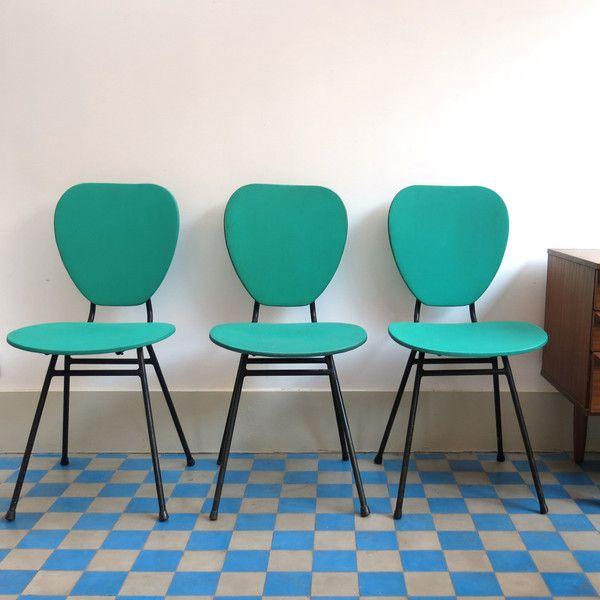 wwwbaosfr concept store vintage et contemporain chaise vintage 60 - Baos Vintage