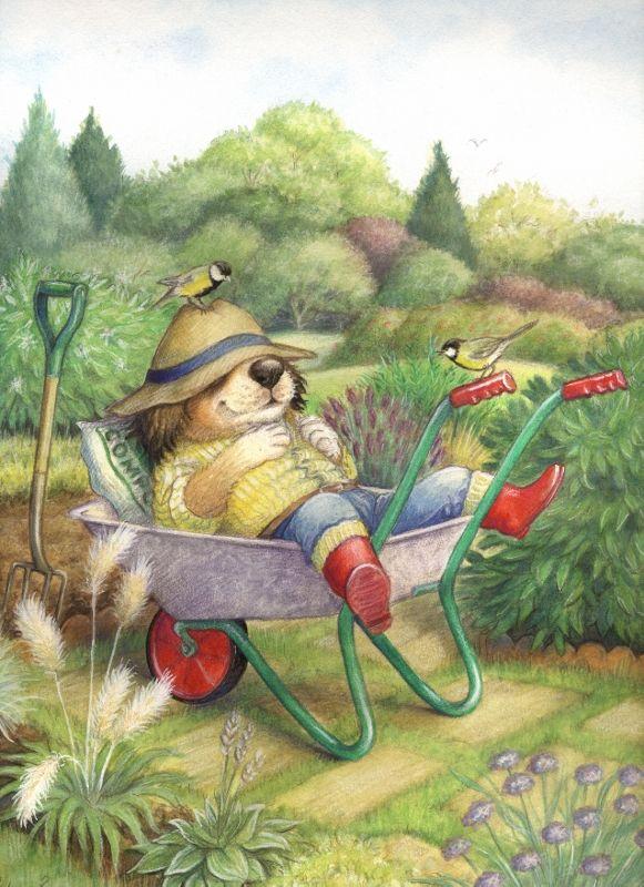 Petra Brown Gallery 4 Petra Brown Children S Book Illustrator