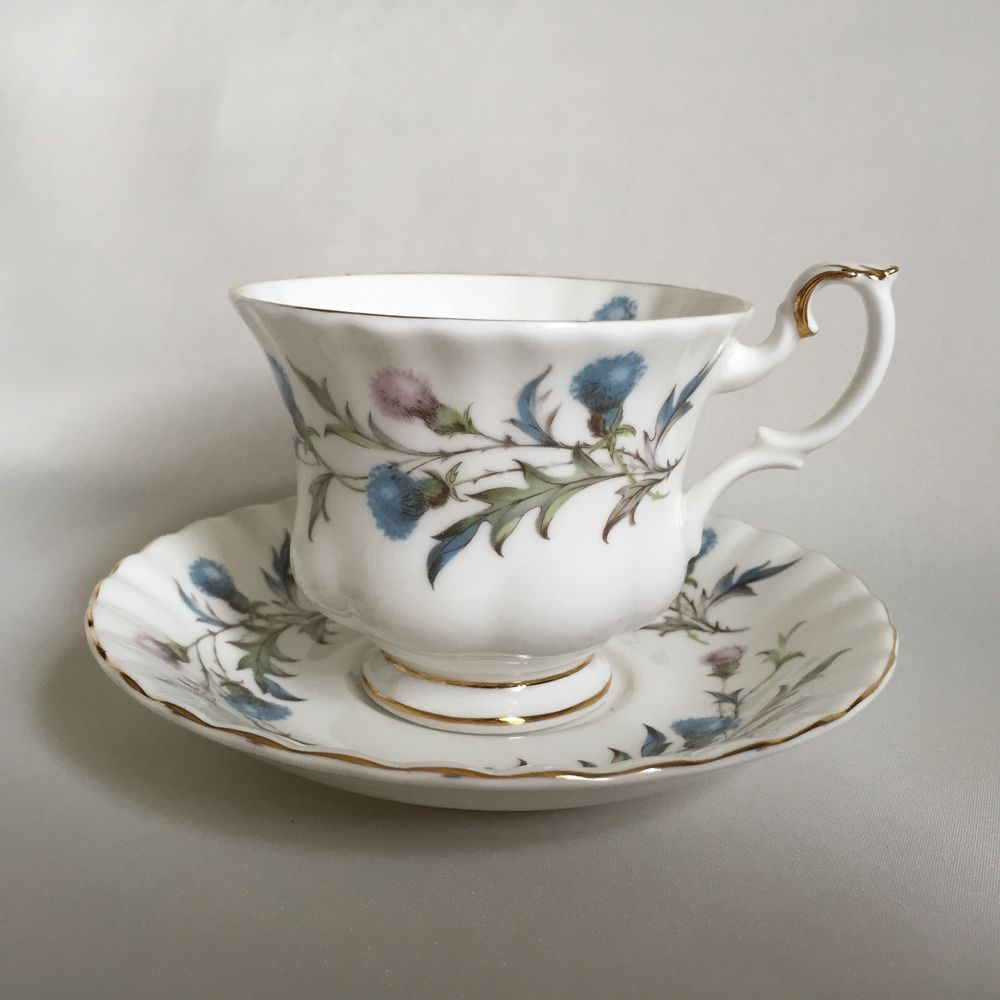 Royal Albert Teacup Only BRIGADOON