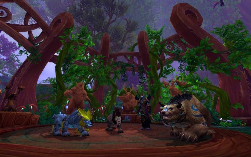 Blizzard is getting involved in World of Warcraft s unofficial 'Running of the Gnomes #VideoGames #blizzard #getting #involved #running