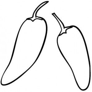 Vegetables Coloring Page Vegetable Coloring Pages Coloring