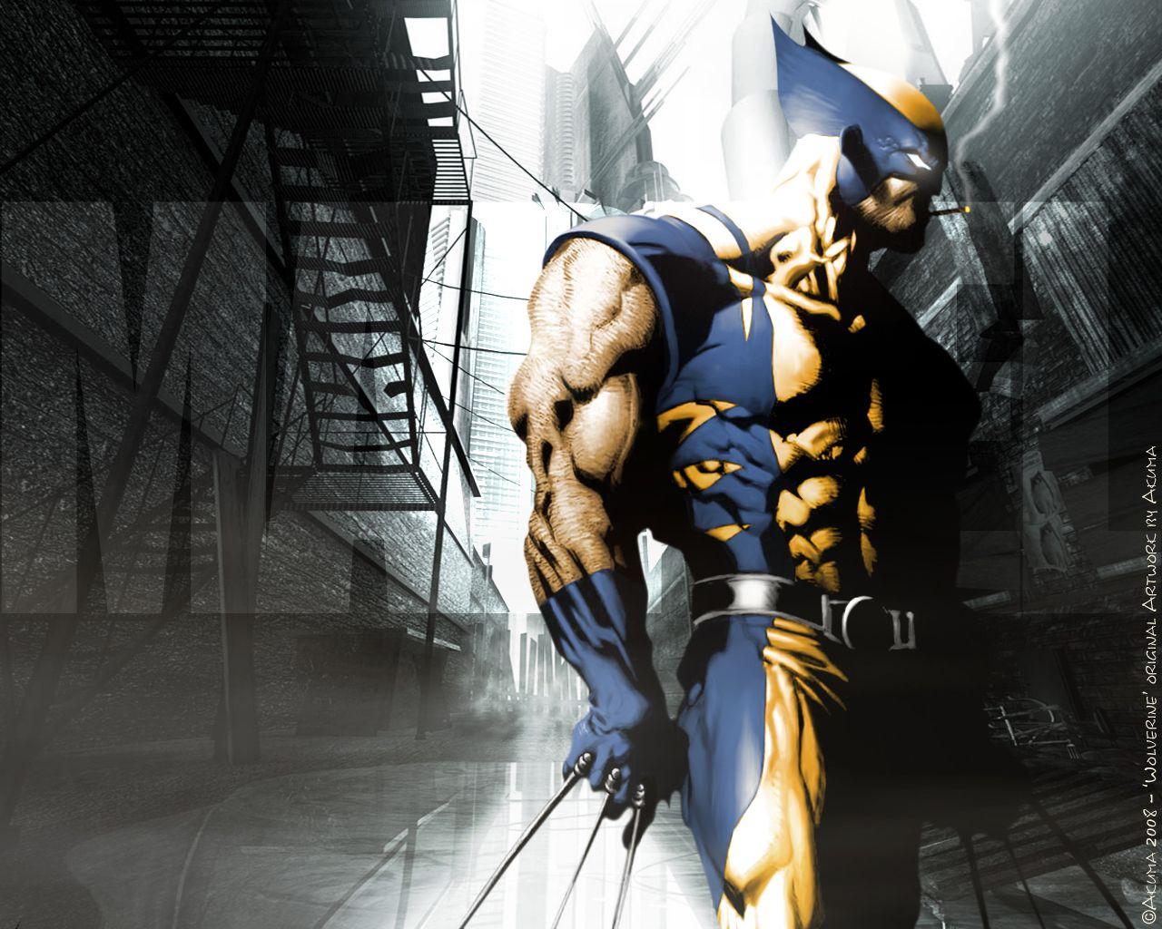 Wolverine Wallpapers HD Wallpaper