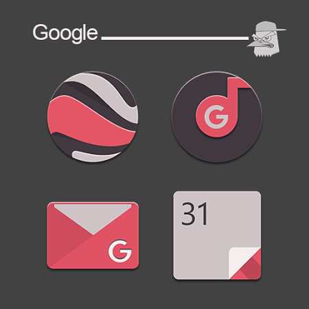 Pin by jose a on Download android games Cikukua Icon Pack