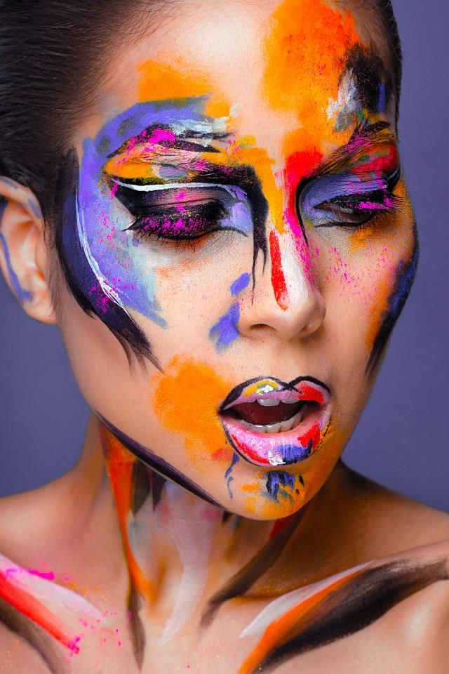 extreme makeup pictures - 640×960