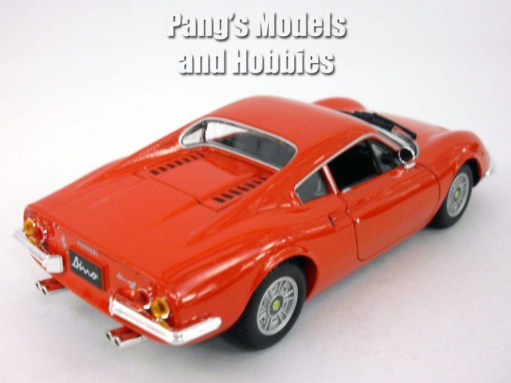 Ferrari Dino 246 GT 1968 1/24 Scale Diecast Model by