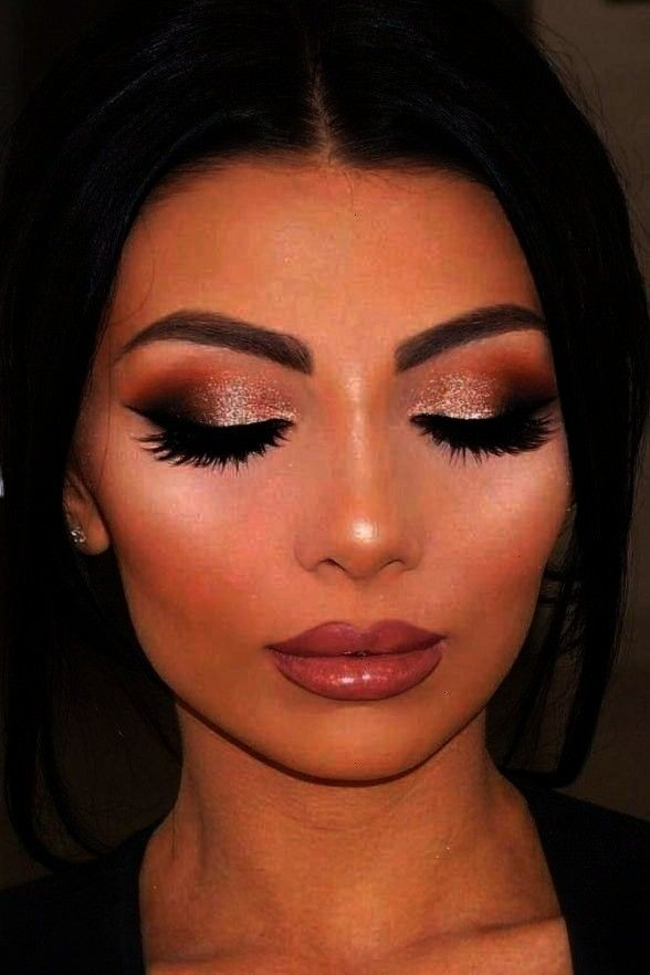 For Brown Eyes You Need To See  Society19  Samantha Storti 5 Amazing Makeup Looks For Brown Eyes You Need To See  Society19  Samantha Storti  Easy Makeup Tips to Make You...