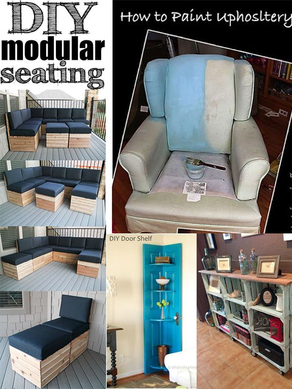 Creative Projects For Your Home Diy Furniture Easy Diy Home
