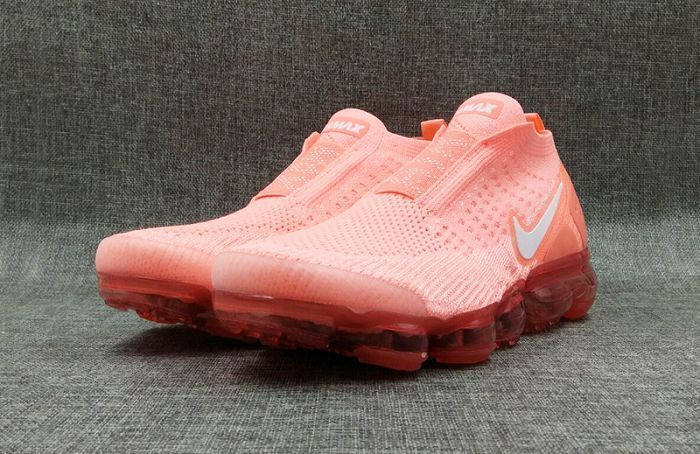 665ad828560a Women 2018 Nike Air VaporMax MOC 2 Sneaker Pink Orange  fashion  clothing   shoes  accessories  womensshoes  athleticshoes (ebay link)