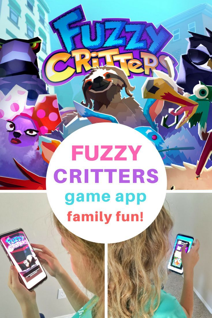 The Fuzzy Critters Multiplayer Match 3 App Review for