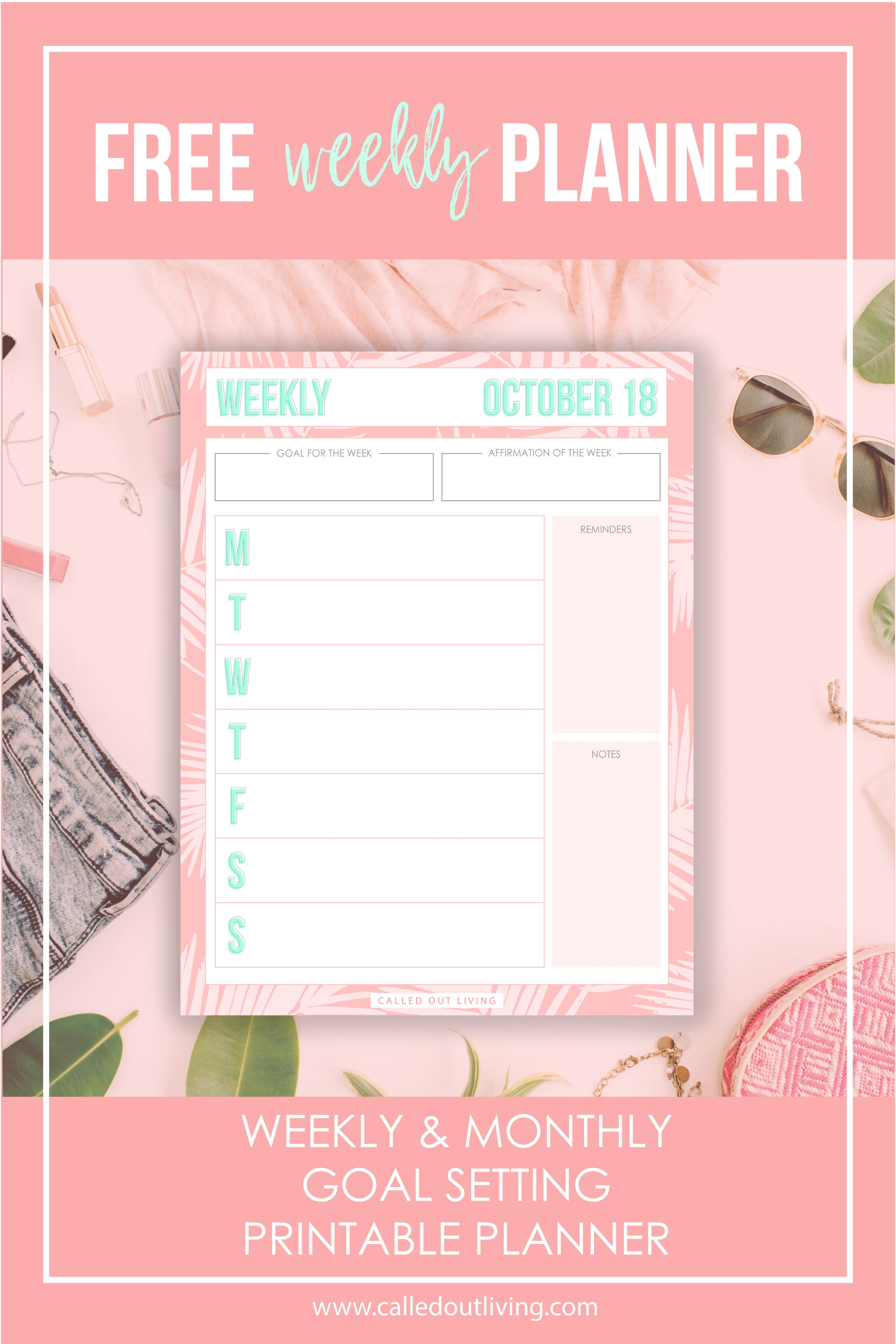 3 Tips To Plan Your Month With Images