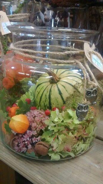 Bildergebnis für Willeke-Floristik #herfstdecoraties