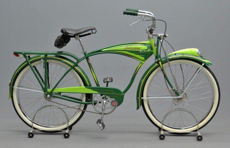 C1949 Bicycle Schwinn B6 Schwinn Bicycle Schwinn Bicycles