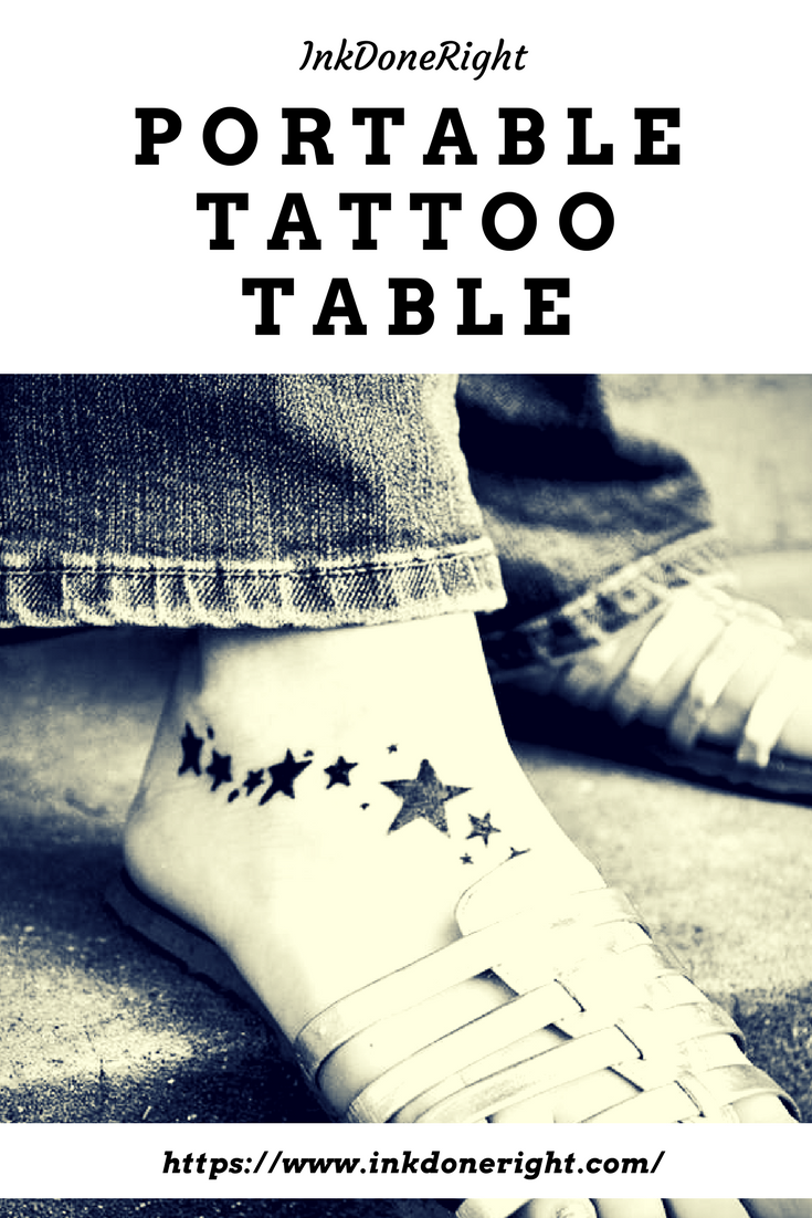 Best Tattoo Table and Bed Review 2019 Buyer's Guide