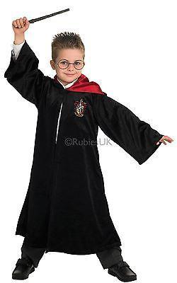 Harry Potter Book Week Boys Girls Fancy Dress Childrens Child Halloween Costume