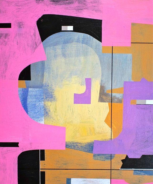 "Saatchi Online Artist: Jim Harris; Acrylic, 2013, Painting ""Untitled."" #JaimeDerringer"