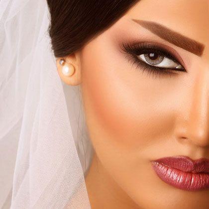 bride make up 2017-2016