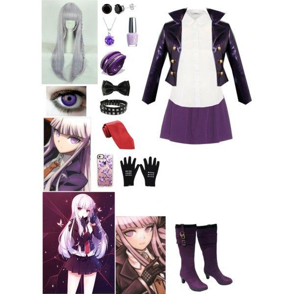 Danganronpa: Kyouko Kirigiri | Character Clothes/Inspired By