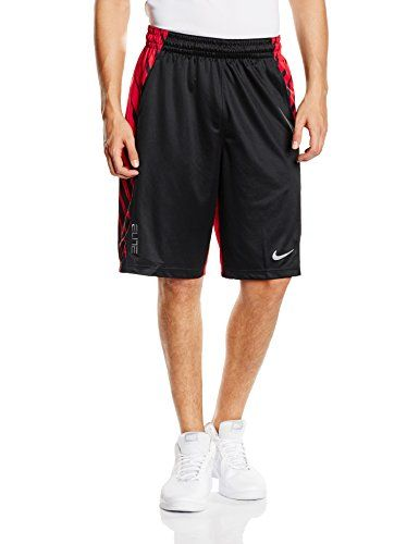 Pinterest Basketball Men'S Powerup Elite RedMetallic Shorts Nike Silver BlackUniversity fOqnCw88g