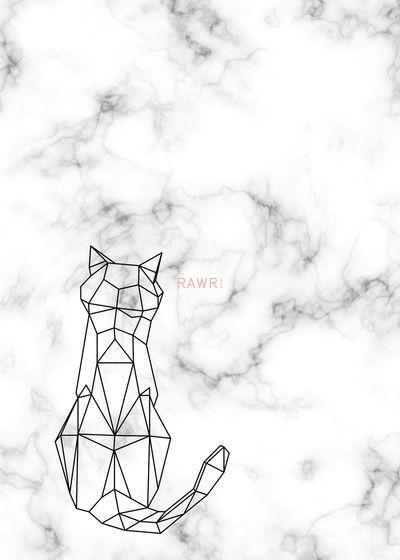 Tattoo Ideas Inspiration Cats Mandalas Geometric Harry