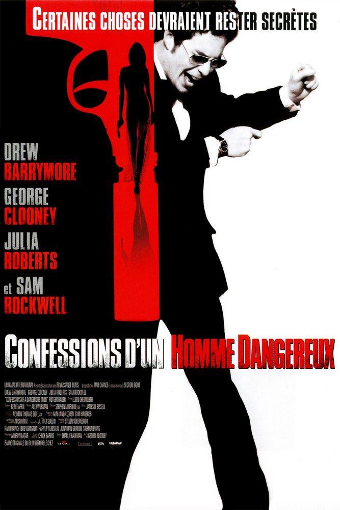 Confesiones De Una Mente Peligrosa Confessions Of A Dangerous Mind 2002 La Doble Vida Del Padre De La T Confesiones Peliculas Completas Mentes Peligrosas