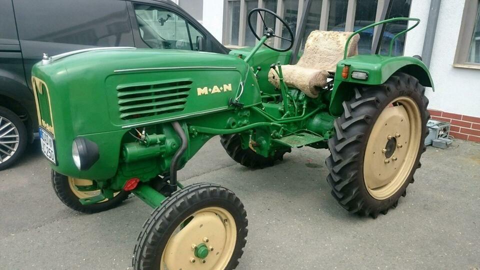 ebay kleinanzeigen traktoren